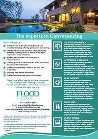 Conveyancing Brochure